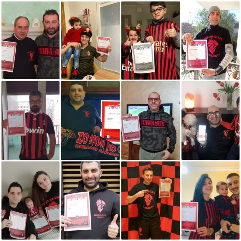 Milan Club Parabita