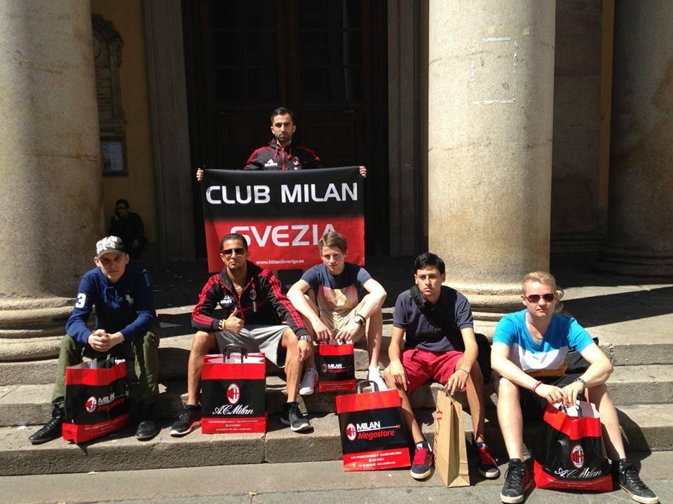Milan Club Svezia